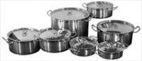 Наплитная посуда и инвентарь