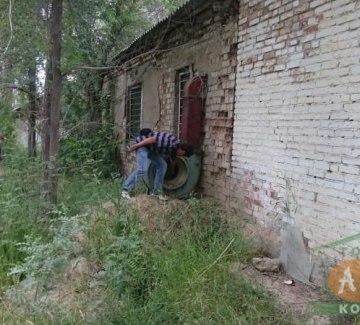 Кара-Бууринская ТБ фото 2