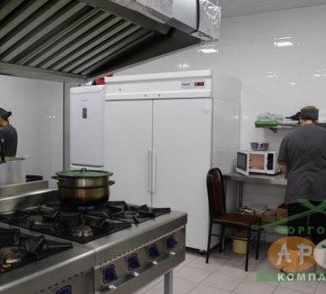 Установка оборудования в кафе «Кореана Family» фото 3