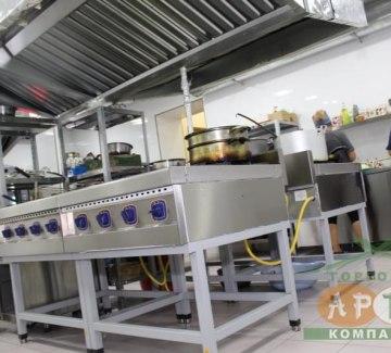 Установка оборудования в кафе «Кореана Family» фото 7