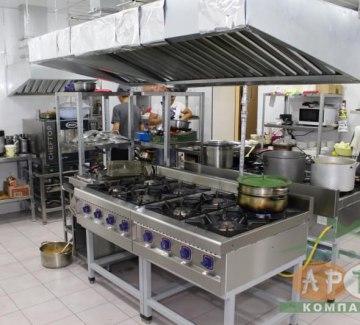 Установка оборудования в кафе «Кореана Family» фото 10