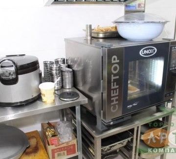 Установка оборудования в кафе «Кореана Family» фото 11