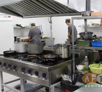 Установка оборудования в кафе «Кореана Family» фото 1