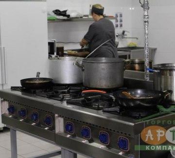 Установка оборудования в кафе «Кореана Family» фото 15