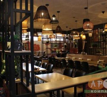 Установка оборудования в кафе «Кореана Family» фото 20