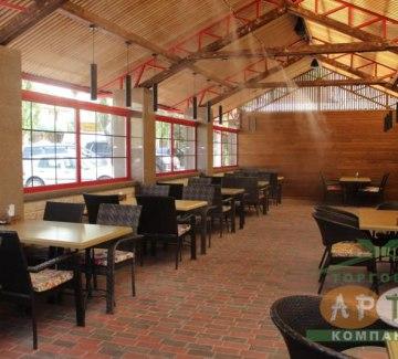 Установка оборудования в кафе «Кореана Family» фото 24