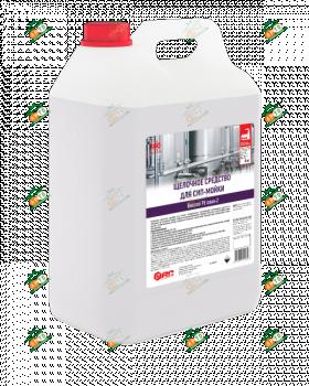 Щелочное средство для сип-мойки  БИОСОП CAUS 2 с гипохлоритом натрия (6 кг)