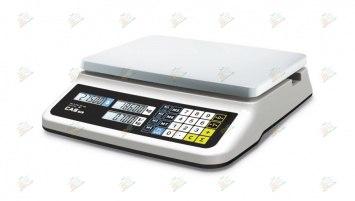 Торговые весы CAS PR-15B LCD