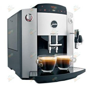 Кофемашина IMPRESSA F70 Platinum