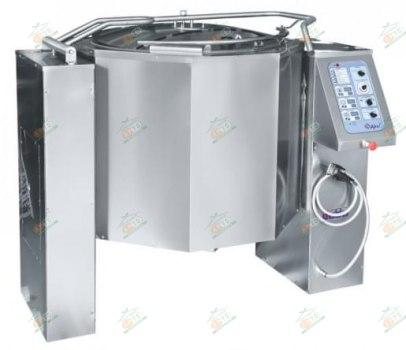 Котел пищеварочный опрокидывающийся КПЭМ-250 ОМ с миксером