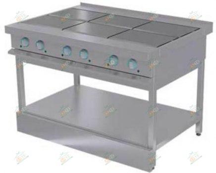 Плита электрическая ATESY ЭПЧ-9-6-18