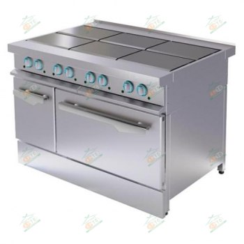 Плита электрическая ATESY ЭПШЧ-9-6-24