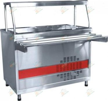 Прилавок-витрина холодильный ПВВ(Н)-70КМ-03-НШ