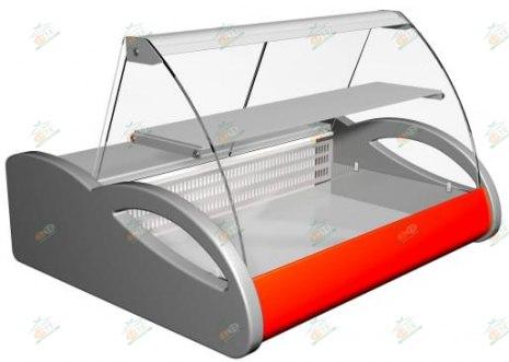 Настольная холодильная витрина Полюс ВХСН-1,0 Арго