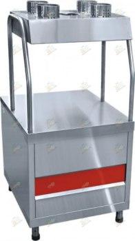 Прилавок для приборов и подносов ПСП-70КМ
