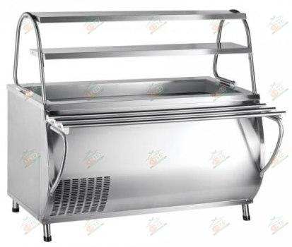 Прилавок-витрина холодильный ПВВ(Н)-70М-01-НШ