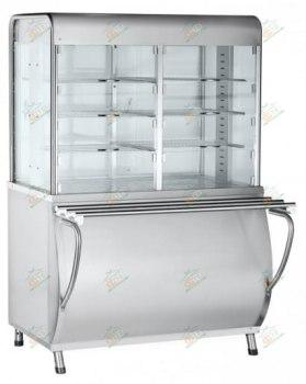 Прилавок-витрина холодильный ПВТ-70М