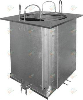 Модуль для подогрева тарелок