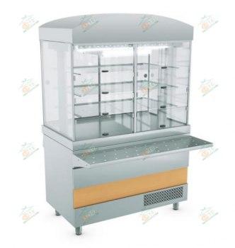 Холодильная витрина ХВ-1200-02