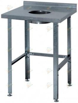 Стол для сбора остатков пищи СРО-3