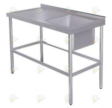 Ванна ВСМЦ-1/1200 со столом