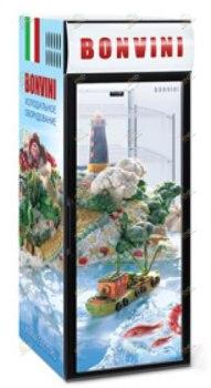 Холодильный шкаф 350 BGС