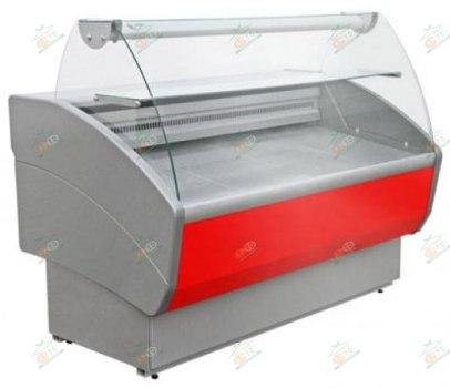 Холодильная витрина Полюс ВХСр-1,5 Эко