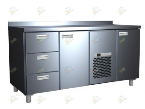 Холодильный стол 3GN/NT Сarboma