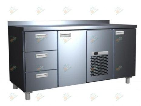 Холодильный стол 3GN/NT Полюс