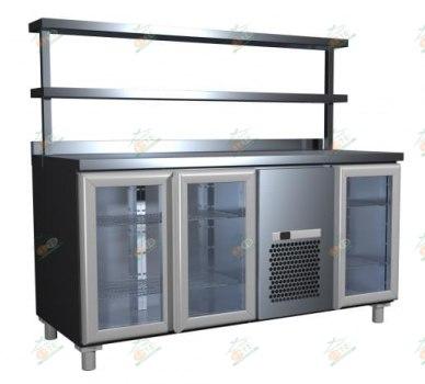Холодильный стол 3GNG/NT Сarboma