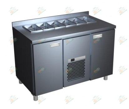 Холодильный стол SL 2GN Сarboma