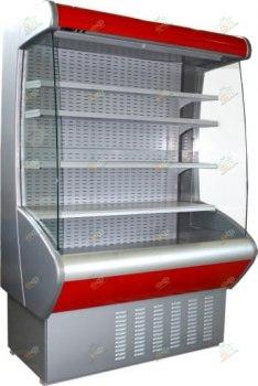 Холодильная горка CARBOMA