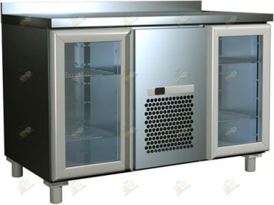 Холодильный стол 2GNG/NT Полюс