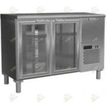 Холодильный стол SL 2GNG Сarboma