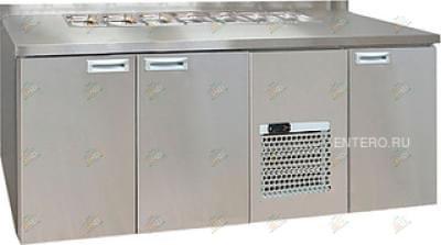 Холодильный стол SL 3GN Сarboma