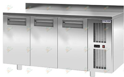 Среднетемпературный стол TM3GN-GC