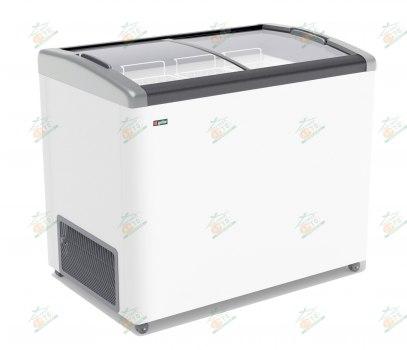 Ларь морозильный Frostor GELLAR FG 375 E серый