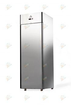 Шкаф холодильный АРКТО  R0,7-G(нерж)
