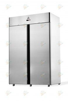 Шкаф холодильный АРКТО R1,0-G(нерж)