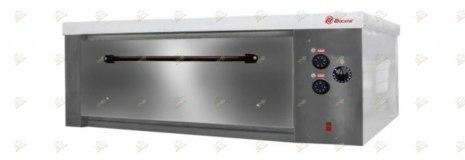 Печь хлебопекарная Восход ХПЭ-750/1 нерж.сталь