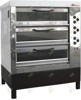 Печь хлебопекарная Восход ХПЭ-750/3 С со стеклянной дверью