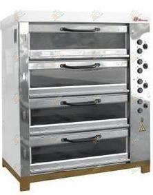 Печь хлебопекарная Восход ХПЭ-750/4 С со стеклянной дверью