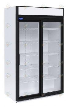 Холодильный шкаф Капри 1,12СК купе ступенчатый
