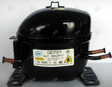 Компрессор QD75Y, 130 Вт, 220-240 В (R600a)