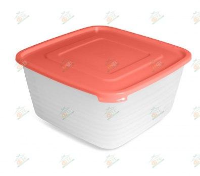 Контейнеры для микроволновой печи и холодильника, из полипропилен