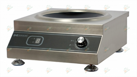 Плита индукционная Hurakan HKN-ICW50D WOK