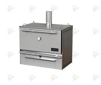 Печь-мангал VESTA 38 Хоспер (нержавейка)