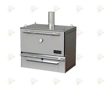 Печь-мангал VESTA 50 Хоспер (нержавейка)