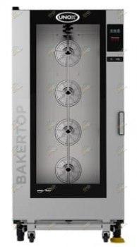 Шкаф пекарский XEBC-16EU-E1R (BakerTop MIND)