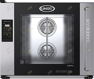 Конвекционная печь UNOX XEFT-06EU-ELRV